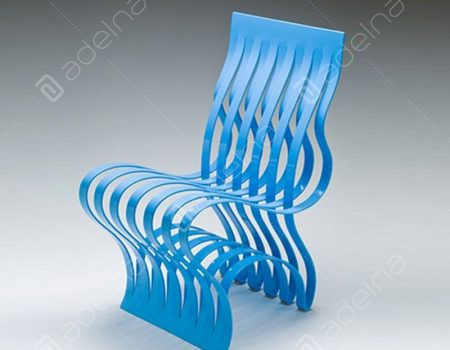metal dekoratif sandalye