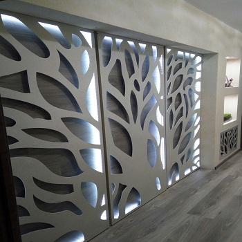 dekoratif panel üretimi